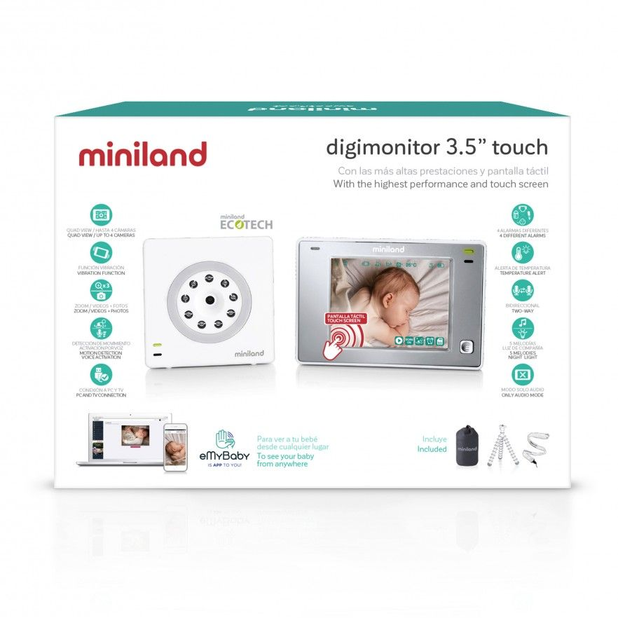 DIGIMONITOR 3.5 TOUCH