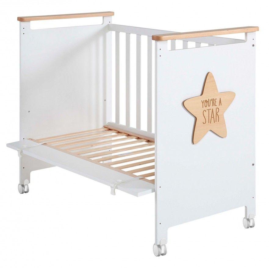 CAMA BABY STAR 120X60