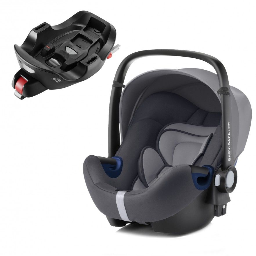 BABY-SAFE 2 I-SIZE + BASE