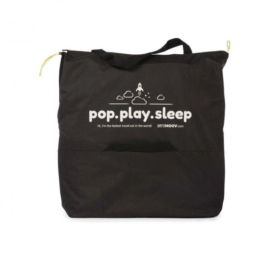 BERÇO DE VIAGEM POP PLAY SLEEP