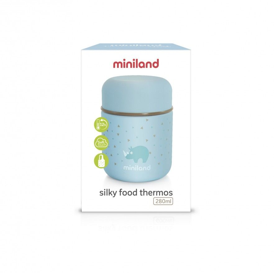 SILKY FOOD THERMOS 280ML