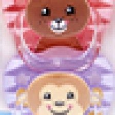 Ursa e Macaca