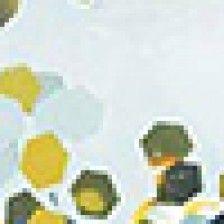 Transparente com confetti