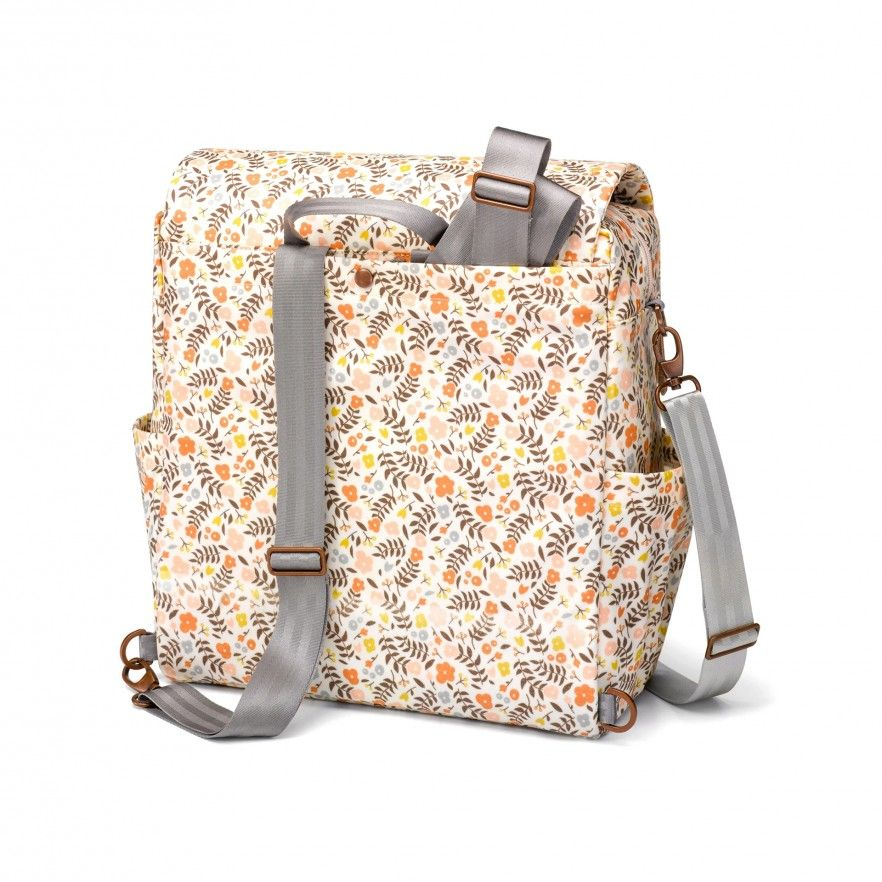 BOXY BACKPACK WINDSWEPT BLOOMS