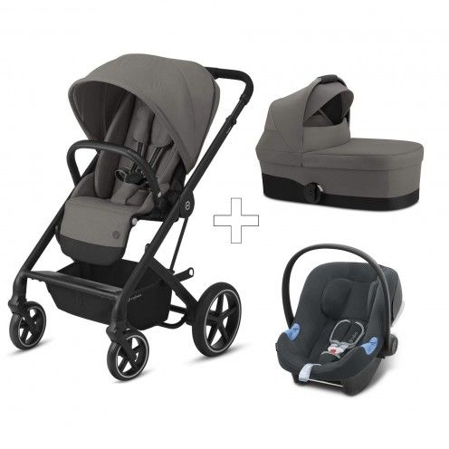 BALIOS S LUX + COT S + ATON B I-SIZE