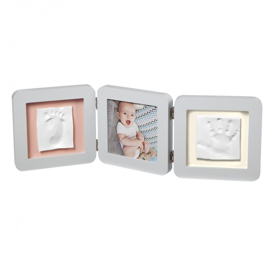 MY BABY TOUCH DOUBLE PRINT FRAME
