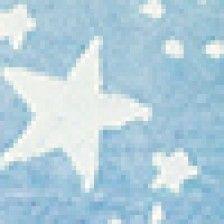 Fluvia Estrellas Celeste